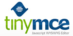 MySiteCMS uses TinyMCE to deliver a updates page content quickly and easily - as simple ase MS word